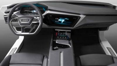 Audi Previews New Interior And Autonomous Tech At CES
