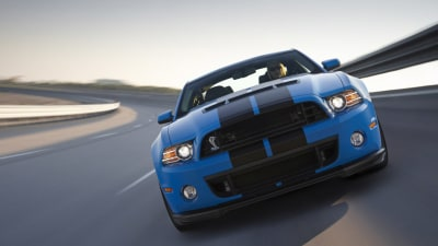 Ford Mustang Shelby GT500 V8 Certified At Nearly 500kW