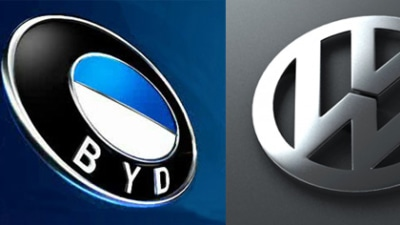 Volkswagen And BYD Considering Hybrid Partnership