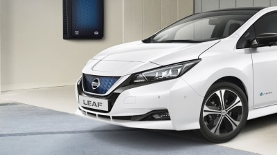 Nissan expands into solar energy systems