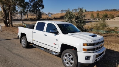 Chevrolet Silverado 2500HD Custom Sport Short Haul Review