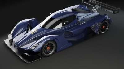 Slovakian Praga Launches R1 Racer