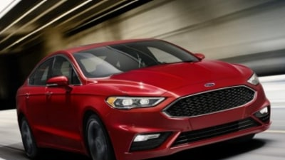 The twin-turbo V6 Ford not bound for Australia