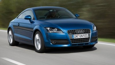 2009 Audi TT Range Gets Thrifty Diesel And Petrol Engines