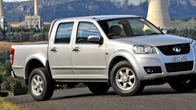 Great Wall Adds $2000 Rebate To Dual-Cab Pickup Models