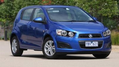 Holden Barina Range Gets MyLink Upgrade, Auto Option For Barina Spark