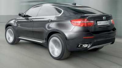 BMW X4 Project Spurred On By Porsche Cajun: Report