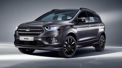 Ford reveals sporty Mazda CX-5 rival