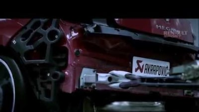 Renault Teases Megane's New Nurburgring Assault: Video