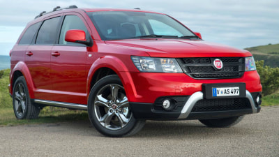 Fiat Freemont Crossroad V6: Price And Features For Australia