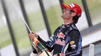 F1: Horner Upset Over Webber's Shoulder Secret, Ecclestone Turns Mugging Into Money
