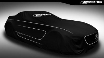 Mercedes-Benz SLS AMG Black Series To Debut This Week?