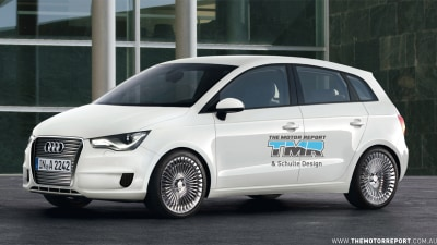 Audi A2 Drawing Closer To Production Reality