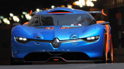 Alpine Concept Bound For 2014 Geneva Motor Show: Report