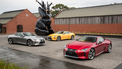 Lexus takes out customer satisfaction awards