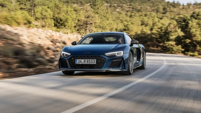 More power for Audi R8