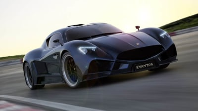 F&M Evantra Putting Tuscany In The Supercar Game, Sort Of