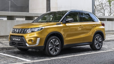 Suzuki Vitara Series II confirmed