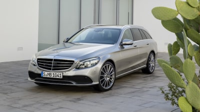 Facelifted 2018 Mercedes-Benz C-Class Revealed Overseas