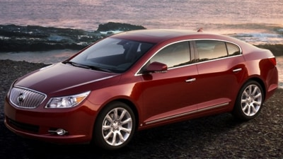General Motors To Import Chinese-Built Cars?