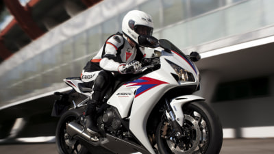 2012 Honda CBR1000RR Fireblade Revealed: Video
