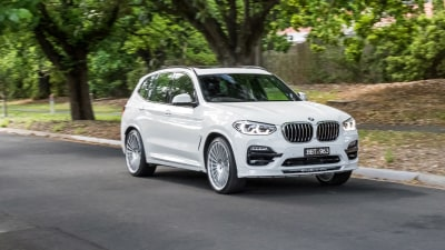 2019 Alpina XD3 review