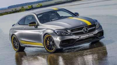 2016 Mercedes-AMG C63 S Coupe - Prices, Features and Specifications