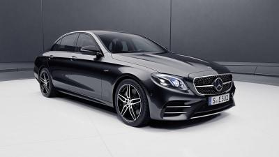 Updated Mercedes-Benz E-Class revealed