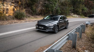 2019 Ford Focus Active review