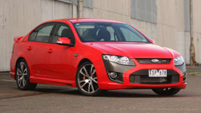 2011 FPV F6 310 Automatic Review