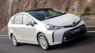 Prius V 7-Seater: 2015 Price And Features For Australia