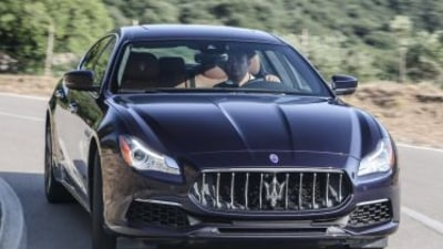 New Maserati Quattroporte prices revealed