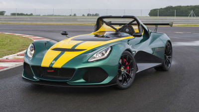 Lotus 3-Eleven Unveiled At Goodwood