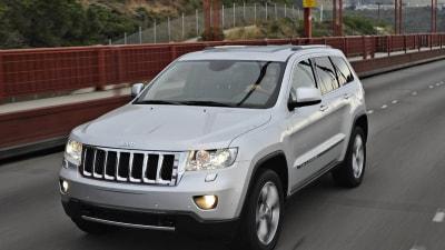 2011 Jeep Grand Cherokee CRD Destined For Australia