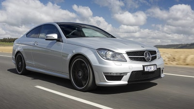 2012 Mercedes-Benz C 63 AMG Coupe On Sale In Australia