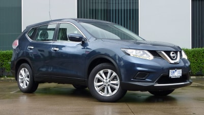 2014 Nissan X-Trail Review: 7-Seat ST 2WD