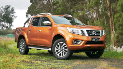 Nissan Navara ST-X Series III 2018 new car review