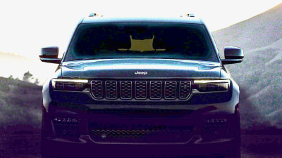 2021 Jeep Grand Cherokee teased
