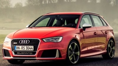 New Audi RS3 Australian pricing revealed