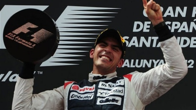 2012 Spanish F1 GP: Emotional Win For Williams After Eight-year Drought