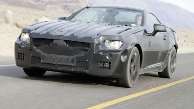 2011 Mercedes-Benz SLK Safety Features Exposed