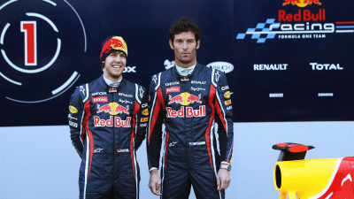 F1: Vettel could give up win to help Webber