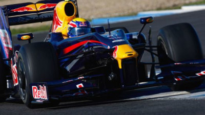 F1: Mark Webber Takes First GP Win In Germany