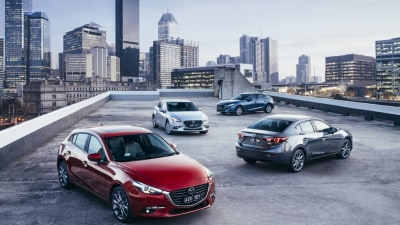 Updated Mazda3 Range Unveiled In Japan - Australian Introduction In August