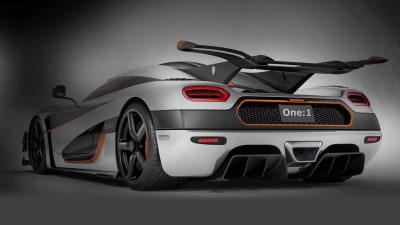 Koenigsegg Agera One:1 Hypercar Teased