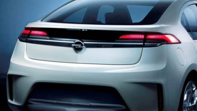Opel Ampera: More Images