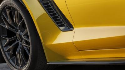 2014 Chevrolet Corvette Z06 Teased Ahead Of Detroit Auto Show
