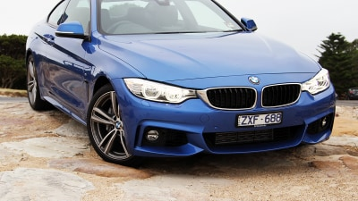 2014 BMW 4 Series Review: 435i M Sport Coupe