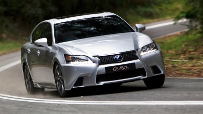 Lexus GS 450h On Sale In Australia