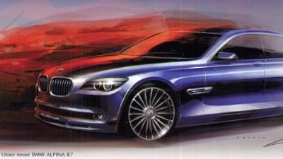 Alpina B7 And B6 GT3 To Debut At Geneva